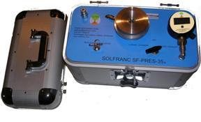 "Digital Pressure Chamber SF-Pres-40  (Type ""Scholander"")"
