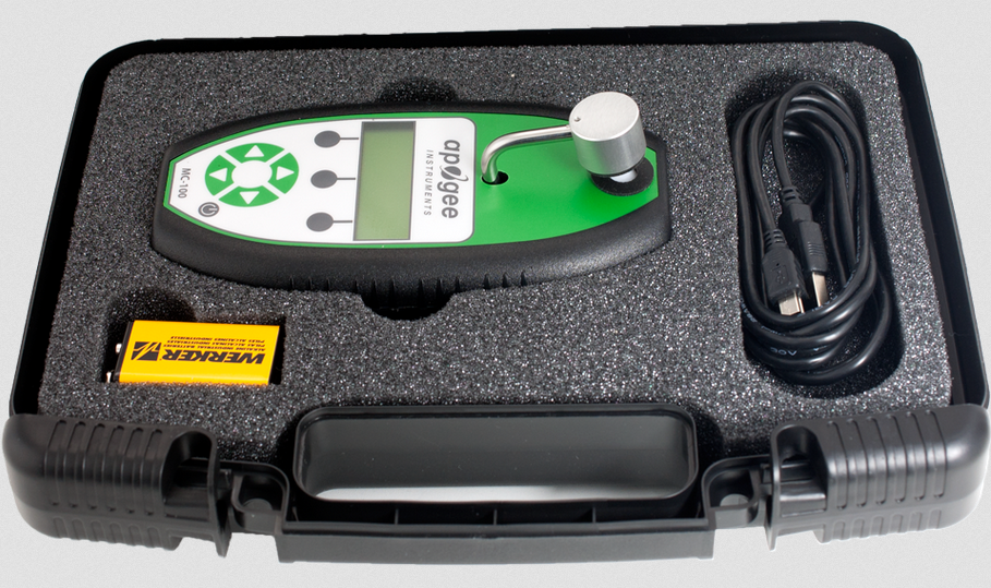 CCM-200 plus Chlorophyll Concentration Meter