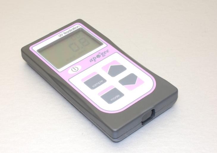 MU-100 UV Integral Sensor with Handheld Meter